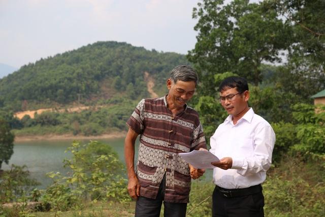 Lão nông hiến mảnh đất gần 700m2 để huyện bán lấy tiền chống dịch - 1