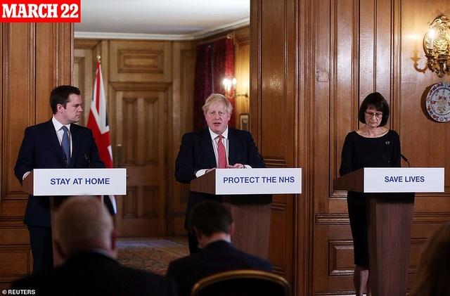 Thủ tướng Anh bị nghi phớt lờ khuyến cáo phòng dịch trước khi mắc Covid-19 - 2