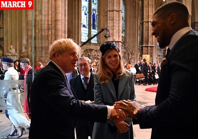 Thủ tướng Anh bị nghi phớt lờ khuyến cáo phòng dịch trước khi mắc Covid-19 - 5