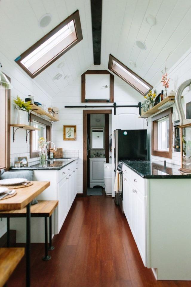 Tuyệt chiêu thiết kế ăn gian diện tích cho căn bếp nhỏ, ai cũng cần biết - 4