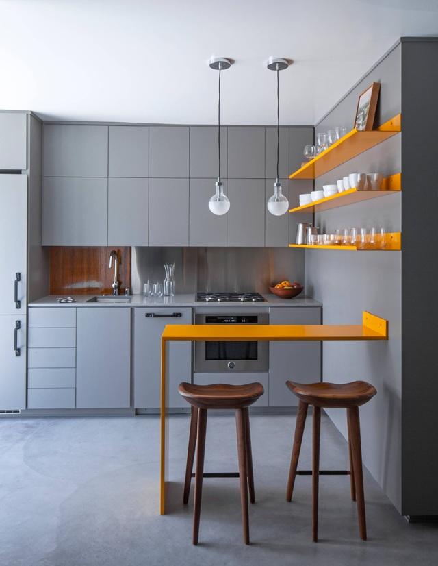 Tuyệt chiêu thiết kế ăn gian diện tích cho căn bếp nhỏ, ai cũng cần biết - 5
