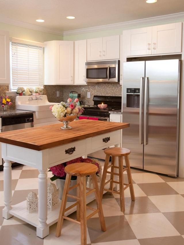 Tuyệt chiêu thiết kế ăn gian diện tích cho căn bếp nhỏ, ai cũng cần biết - 7