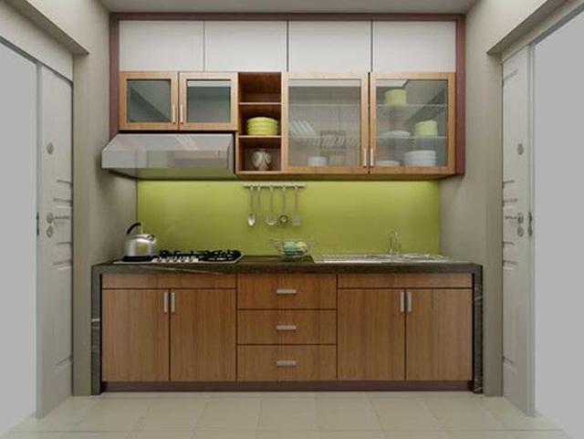 Tuyệt chiêu thiết kế ăn gian diện tích cho căn bếp nhỏ, ai cũng cần biết - 9