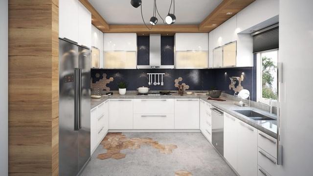Tuyệt chiêu thiết kế ăn gian diện tích cho căn bếp nhỏ, ai cũng cần biết - 11