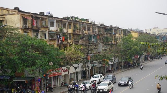 """Nghịch lý: Nhà tập thể cũ """"nát"""" vẫn đắt gấp đôi căn hộ chung cư hạng B - 1"""