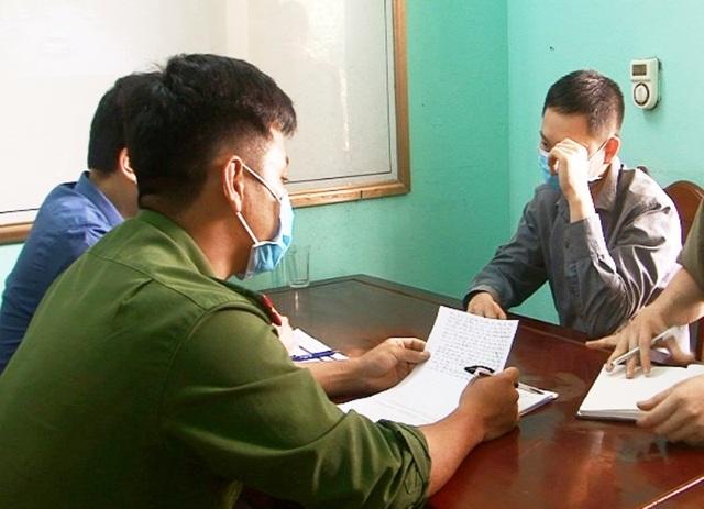 Trường hợp đầu tiên ở Hà Nội bị phạt vì không đeo khẩu trang - 2