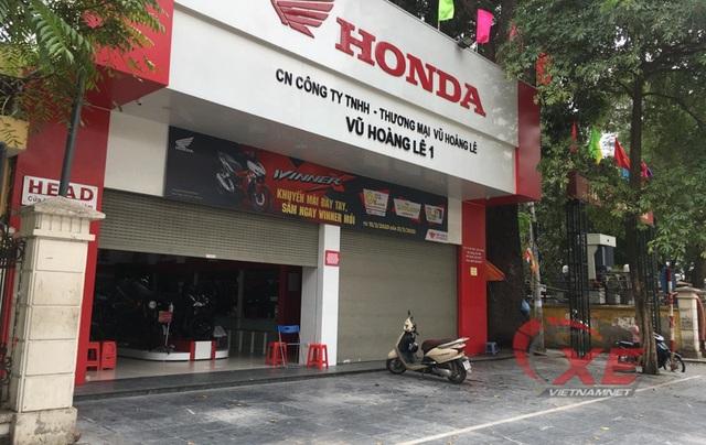 Gara, showroom ô tô rục rịch đóng cửa hàng loạt theo lệnh giới nghiêm - 3