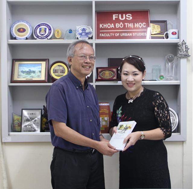 Một GS người Việt trở thành Phó Chủ tịch Hiệp hội Nghiên cứu châu Á - 2