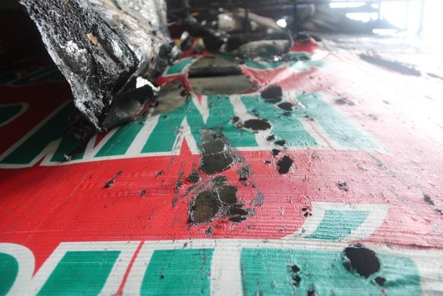 Hiện trường vụ cháy khiến 2 ông cháu tử vong - 8