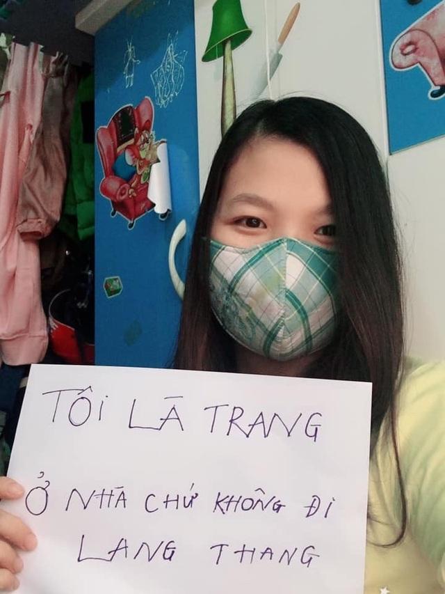 Nữ sinh mắc Covid-19 chia sẻ thông điệp tích cực phòng chống dịch bệnh - 11