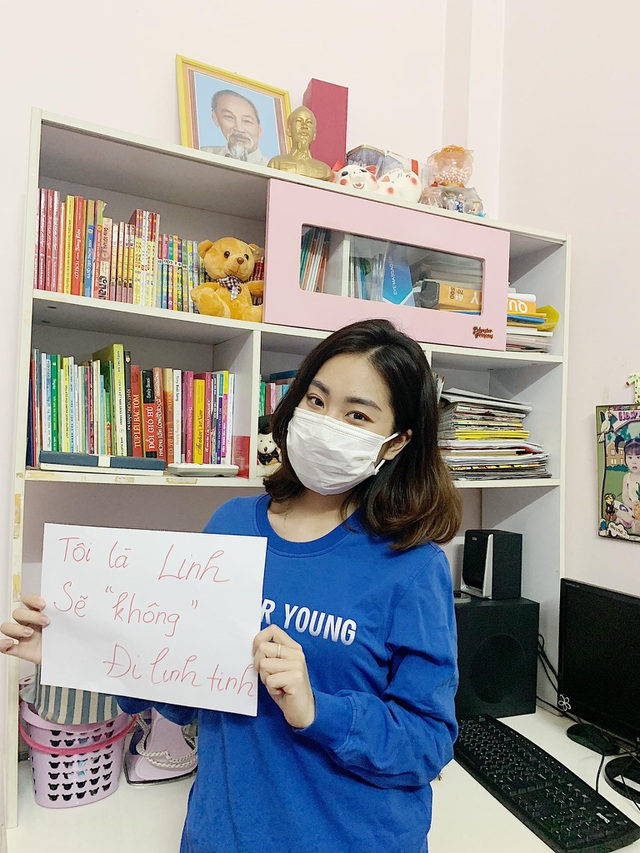 Nữ sinh mắc Covid-19 chia sẻ thông điệp tích cực phòng chống dịch bệnh - 8