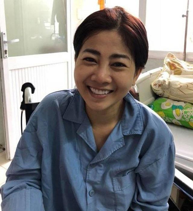 Diễn viên Mai Phương qua đời vì ung thư - 2