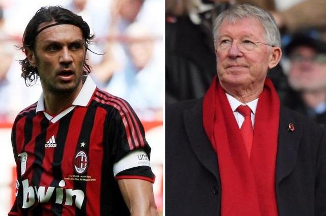 """Đội hình """"săn hụt"""" của Alex Ferguson khi dẫn dắt Man Utd - 5"""
