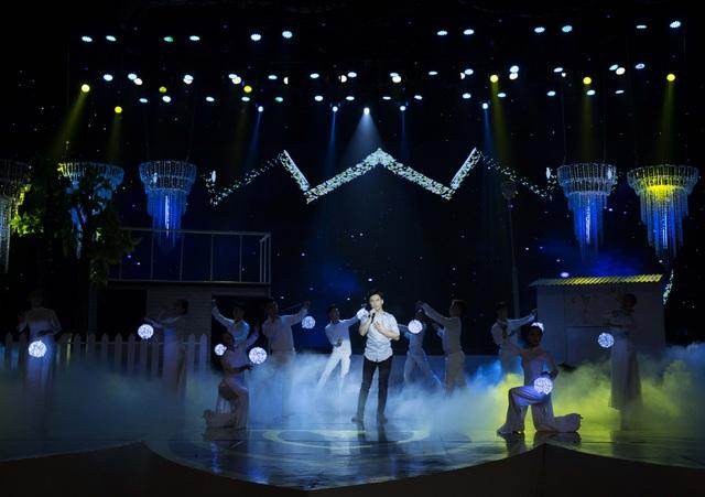 Ngọc Châu giành giải thưởng chinh phục tại Tình Bolero 2020 khi hát về mẹ - 3