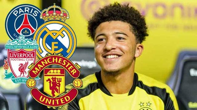 Sancho ghi bàn nhiều hơn cả Messi lẫn Ronaldo khi cùng độ tuổi - 2