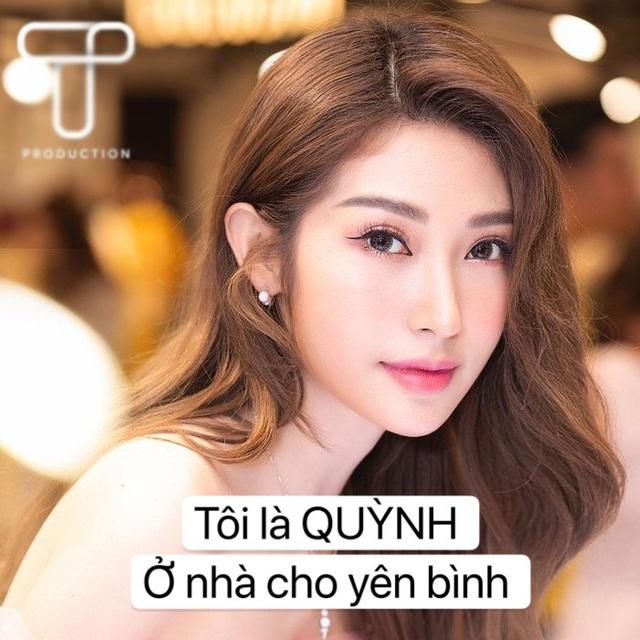 Loạt sao Việt tung khẩu hiệu ở nhà để chống dịch Covid-19 - 12
