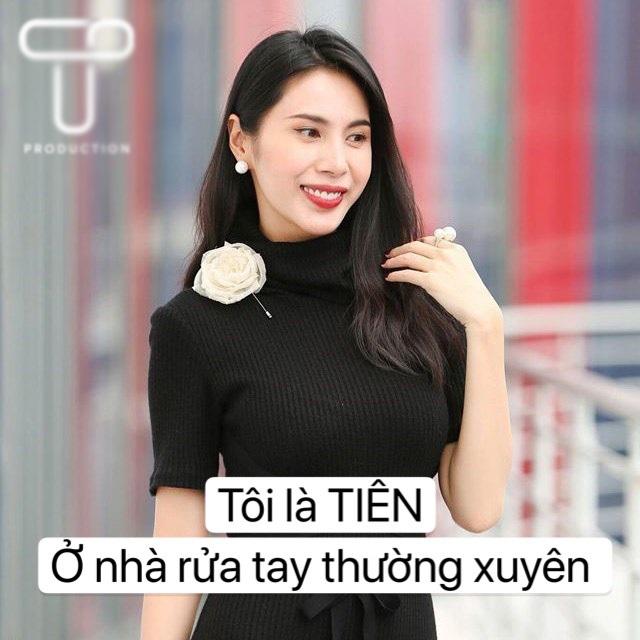 Loạt sao Việt tung khẩu hiệu ở nhà để chống dịch Covid-19 - 3