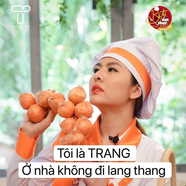 Loạt sao Việt tung khẩu hiệu ở nhà để chống dịch Covid-19 - 8