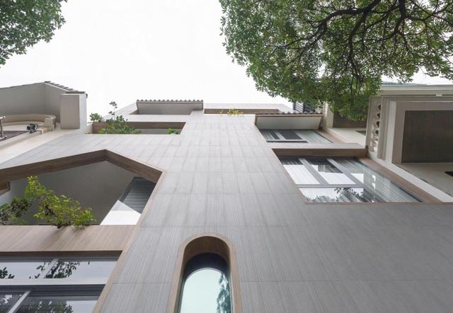 """Ngôi nhà nhiều mái vòm độc đáo, """"không nỡ rời mắt""""  ở Nam Định - 3"""