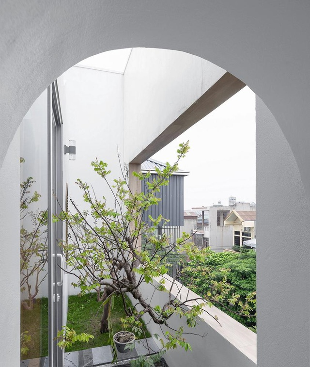"""Ngôi nhà nhiều mái vòm độc đáo, """"không nỡ rời mắt""""  ở Nam Định - 8"""
