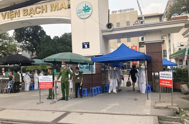 Thứ trưởng Nguyễn Thanh Long: Bộ Y tế rất quyết liệt với Bệnh viện Bạch Mai - 1
