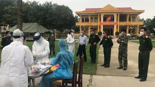 Thanh Hóa: 2 bệnh nhân về từ Bạch Mai sốt, ho khó thở - 2