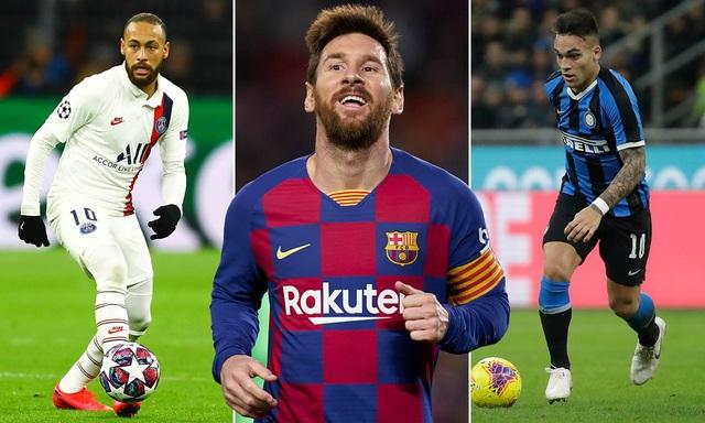 Barcelona nên chọn Neymar hay Lautaro Martinez? - 5