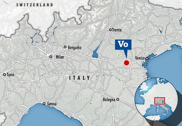 """Cách thị trấn Italia """"xóa sổ"""" Covid-19 dù nằm giữa tâm dịch  - 1"""
