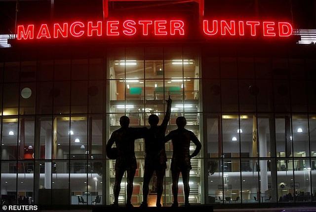 Man Utd có nguy cơ mất 16 triệu bảng vì Covid-19 - 1