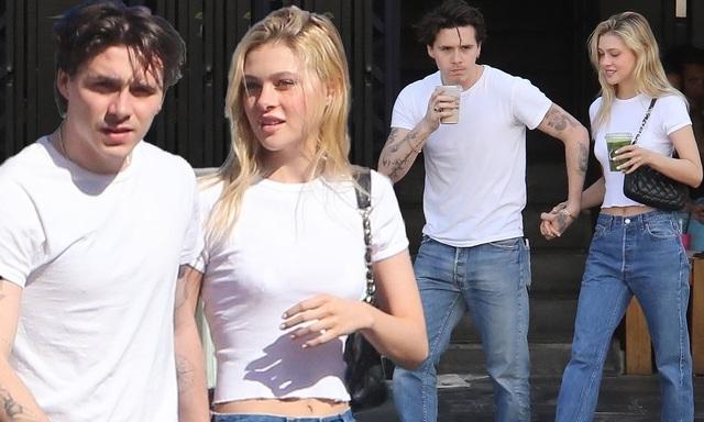 Brooklyn Beckham chuyển tới sống cùng bạn gái hơn tuổi - 6