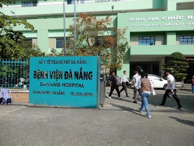 Đà Nẵng tạm dừng thăm bệnh nhân đang điều trị nội trú - 1