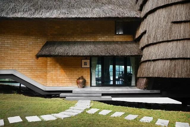 Ngôi nhà mái rạ của đại gia Hà Nội gây sốt trên báo Mỹ vì thiết kế độc lạ - 8