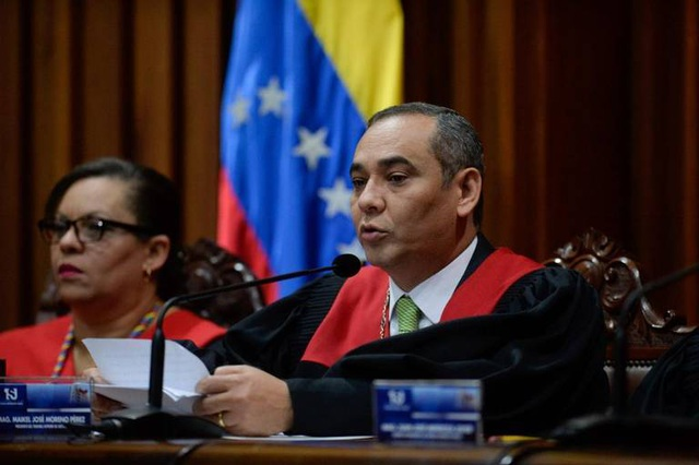 Chánh án tối cao Venezuela dùng tiền hối lộ mua hàng hiệu, trực thăng riêng - 1