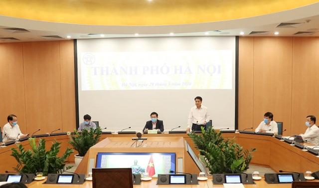 Chủ tịch Hà Nội: Tuần tới Covid từ Bạch Mai có thể lây ra cộng đồng