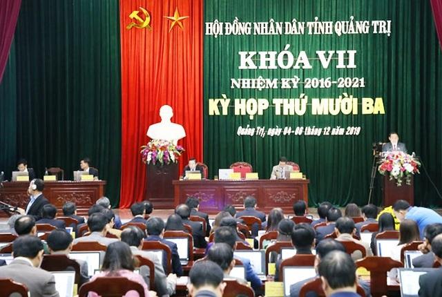 Quảng Trị hoãn tổ chức kỳ họp HĐND để tập trung chống dịch - 1
