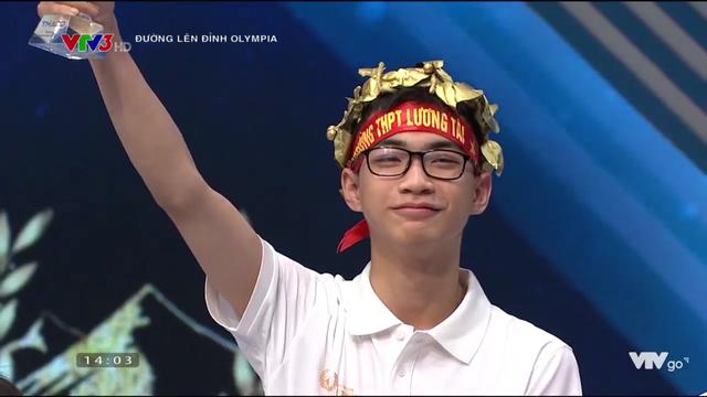 Nam sinh Bắc Ninh dốc quyết tâm giành Vòng nguyệt quế Olympia vào phút chót - 3