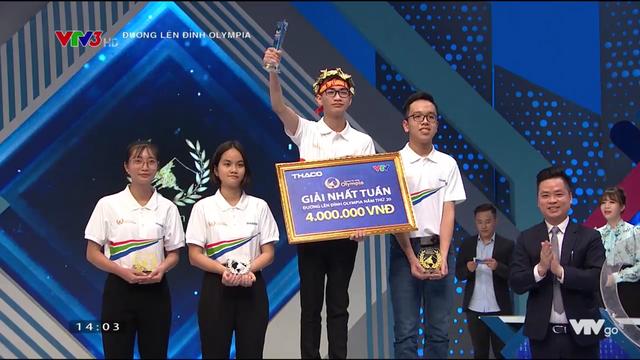 Nam sinh Bắc Ninh dốc quyết tâm giành Vòng nguyệt quế Olympia vào phút chót - 4