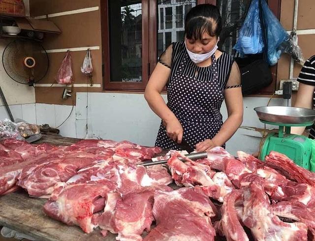 40.000 tấn thịt lợn nhập về Việt Nam, từ 1/4 phải giảm về 70 ngàn đồng/kg - 1