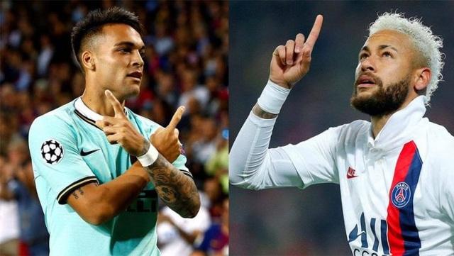 Barcelona nên chọn Neymar hay Lautaro Martinez? - 1