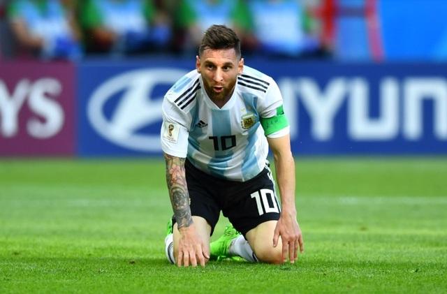 Lionel Messi: Ngôi sao cô đơn với giấc mơ World Cup - 4