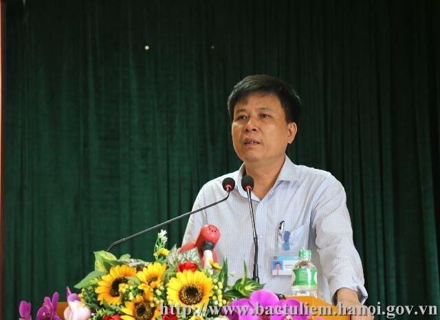 Hà Nội: Tiết lộ danh tính người tố cáo, một chủ tịch phường bị kiểm điểm - 1