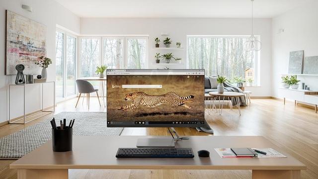 Đánh giá Lenovo Q27q-10: Màn hình đa năng, vừa lòng cả dân thiết kế lẫn game thủ - 1