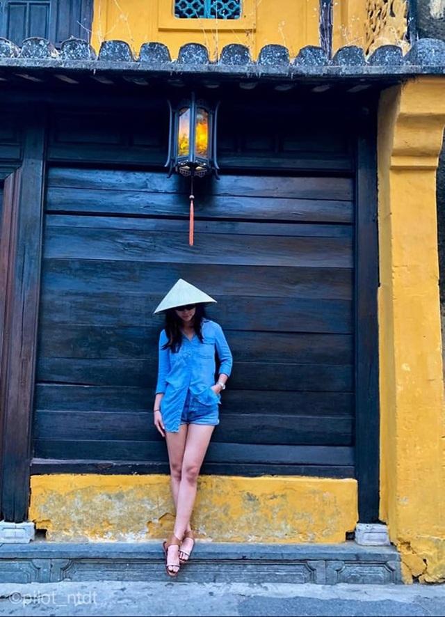 Rời buồng lái, các nữ phi công đẹp nhất Việt Nam ăn vận khoe đường cong - 13