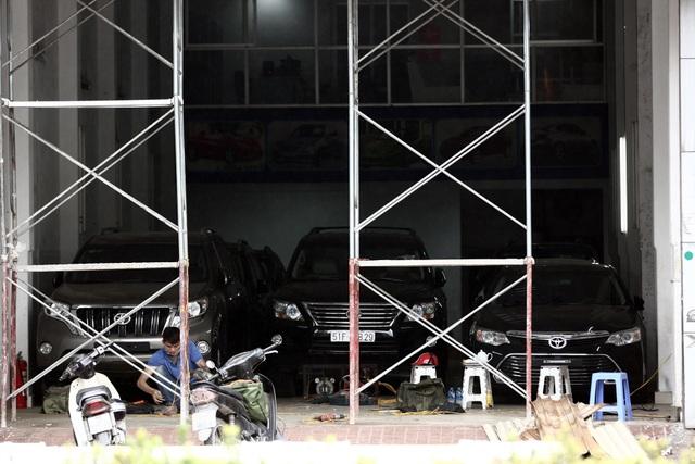 Các đại lý dừng hoạt động, ngành ôtô xe máy oằn mình trong dịch Covid-19 - 17