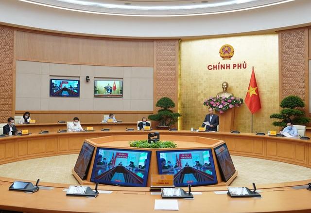"""Thủ tướng đốc thúc 5 thành phố lớn tranh thủ """"giờ vàng"""" chống Covid-19 - 1"""