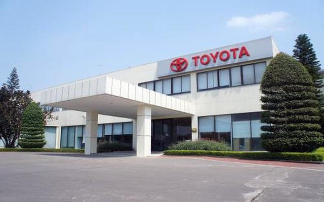 Phòng chống dịch Covid-19, đến lượt Toyota Việt Nam tạm dừng sản xuất - 1
