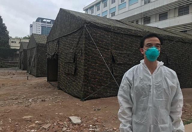 Phó Giám đốc Bệnh viện Bạch Mai xin lỗi Hà Nội vì dịch Covid-19 - 2