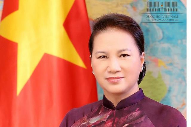 """Chủ tịch Quốc hội mong Nghị viện ASEAN bảo vệ """"nhà chung"""" trước đại dịch - 1"""