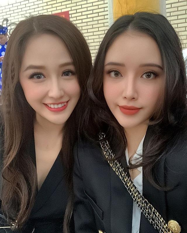Em gái xinh đẹp, cao gần 1m80 của Hoa hậu Mai Phương Thúy - 1