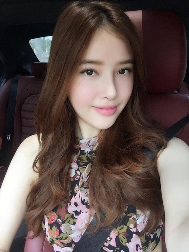 Em gái xinh đẹp, cao gần 1m80 của Hoa hậu Mai Phương Thúy - 4